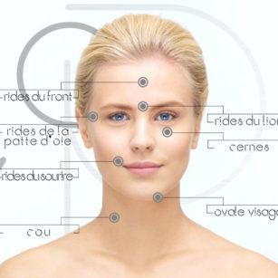 Femme-visage-texte-hotspots